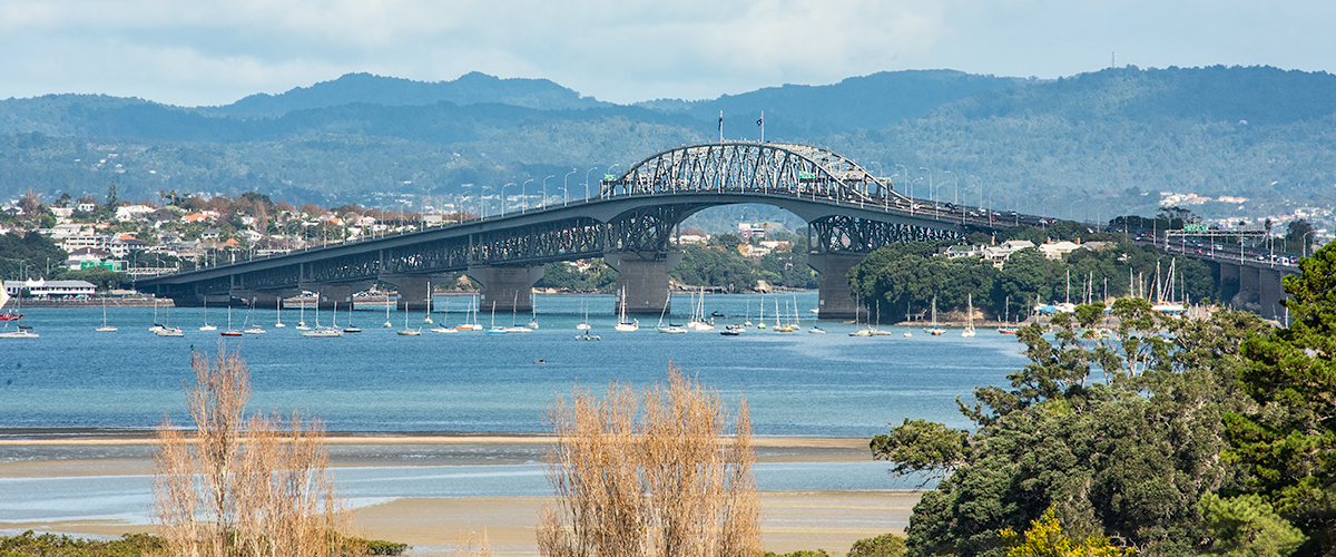 Takapuna, Auckland, Landscape, Photography, Bridge,