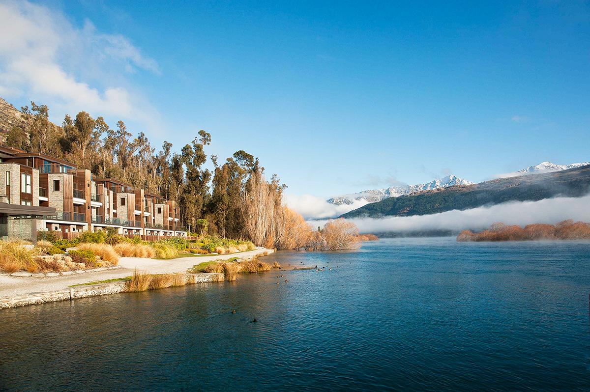 Queenstown, Hilton, Tourism, Travel, Travel_Photography, Resort, Resort_Photography, Tableau_Creative, TableauCreative, Lake, Lake_Whakatipu,