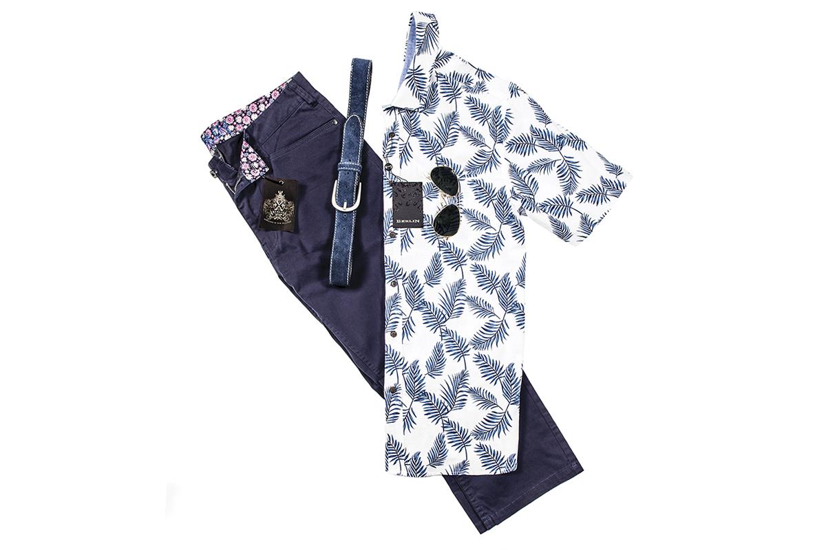 Berlin_Clothing, Tableau_Creative, TableauCreative, Menswear, Jeans, Shirt, Belt, Blue,