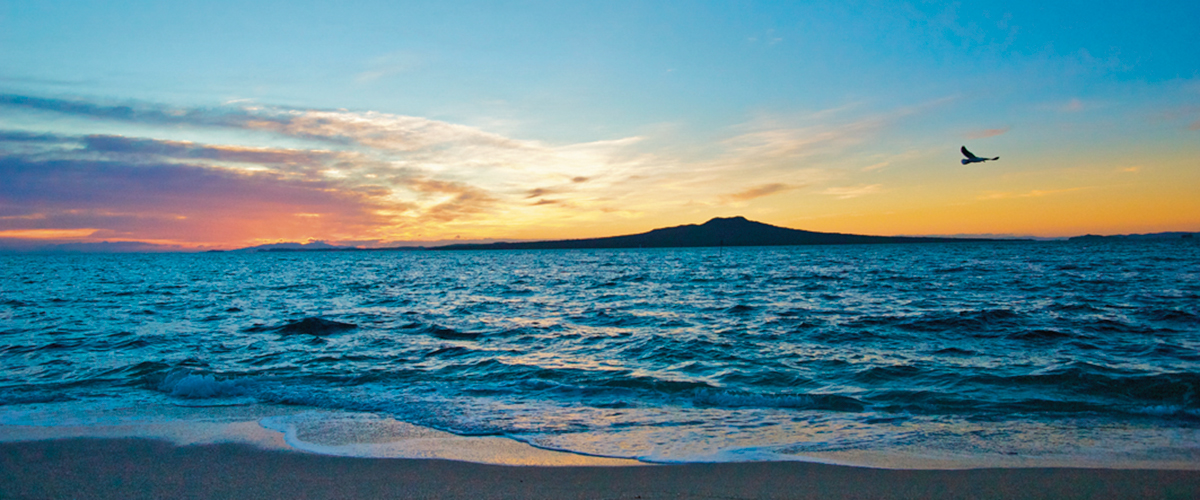 Sunrise, Takapuna, Auckland, Landscape, Photography,