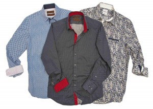 Product Shot: NewMan Menswear assignment