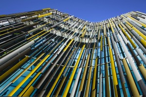 ASB Building, Viaduct, Auckland, NZ