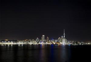 Auckland from Stanley Point, Devonport.