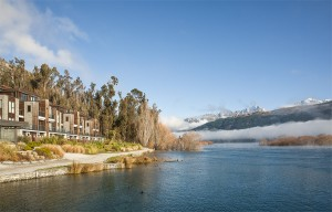 Hilton Hotel, Queenstown, Otago, NZ.
