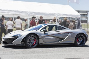McLaren P1 at Hampton Downs, NZ.