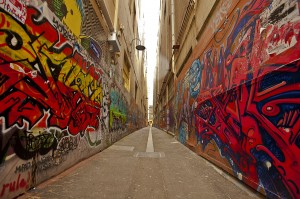 Union Lane, Melbourne, Vic. Aust.