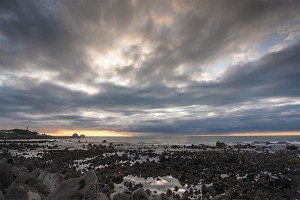 Sunset, New Plymouth, Taranaki, NZ.