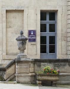 Uzes Police Station, Provence, France